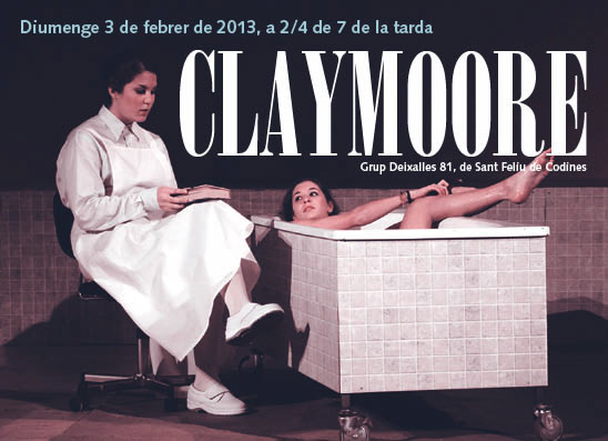 claimoore mostra 13-w