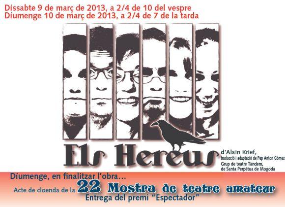 hereus mostra 13-w