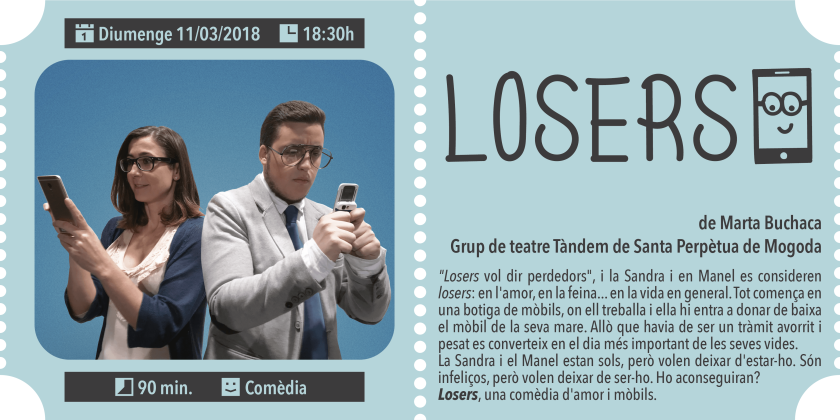 7. Losers