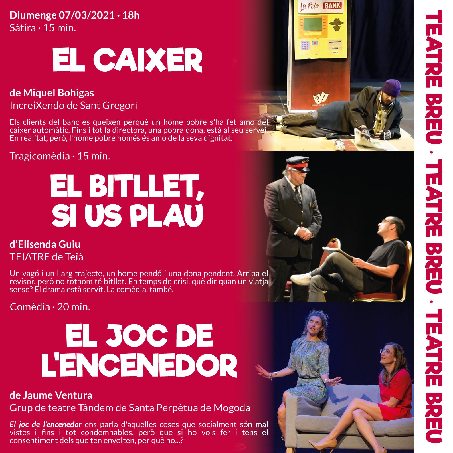 2. Teatre Breu