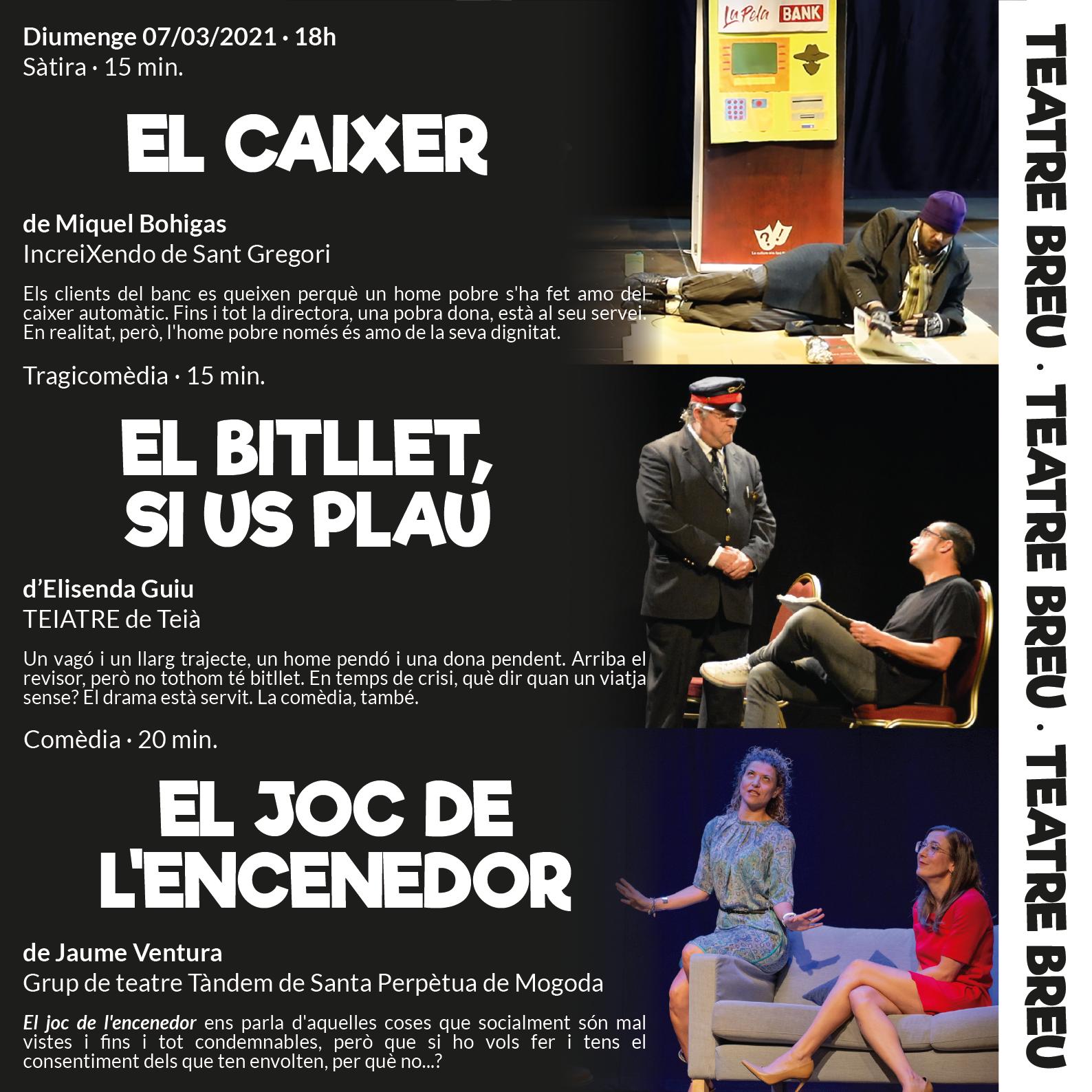 8. Teatre Breu